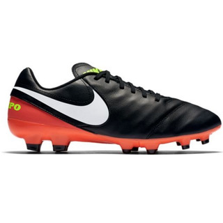 official photos c65e1 ba478 Details about Nike Tiempo Genio II Leather FG Mens Firm Ground Football  Boots