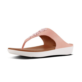 d7a0c52de07f5 FitFlop Banda II Crystal Toe Thong Sandals Uk7 Dusky Pink. About this  product. Picture 1 of 2  Picture 2 of 2