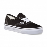Vans Authentic Kids Black/True White