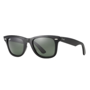 Ray-Ban Rb2140 Original Wayfarer Black / Green Classic G-15