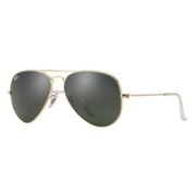 Ray-Ban Rb3025 Aviator Green Classic G-15 / Gold