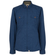 Pretty Green Shirts LS Jackson - Navy
