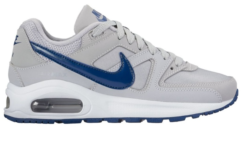 quality design e7fb4 4ba19 Brandshop - Nike Air Max Command Flex Wolf Grey Coastal Blue-White.